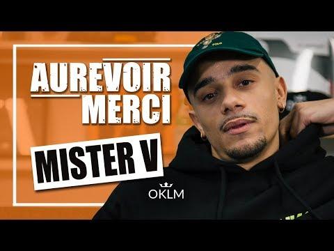 MISTER V - AUREVOIR MERCI