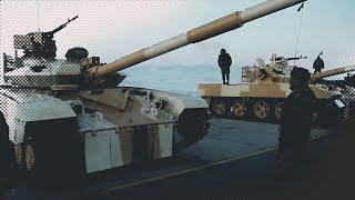 Броня стала крепче новые модификации Т-62 и Т-64 показали на видео