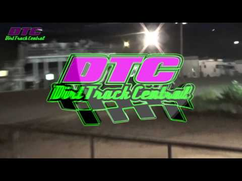 IMCA Modified Heat Race Thomas County Speedway 9-4-15