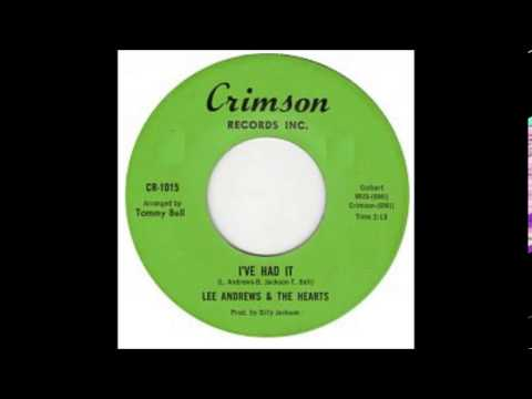 Lee Andrews & The Hearts  - I