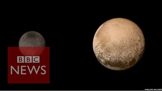 Well Hello Pluto: New Horizons Probe Approaches Dwarf Planet After Travelling 4.8bn Km   Bbc News