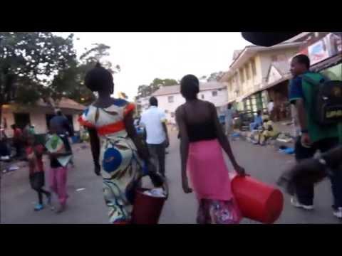 Once at Banjul - The Gambia