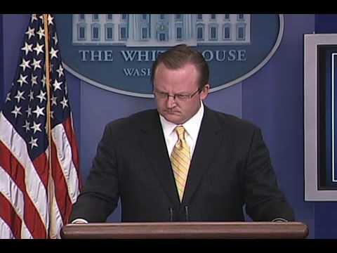4/13/09: White House Press Briefing