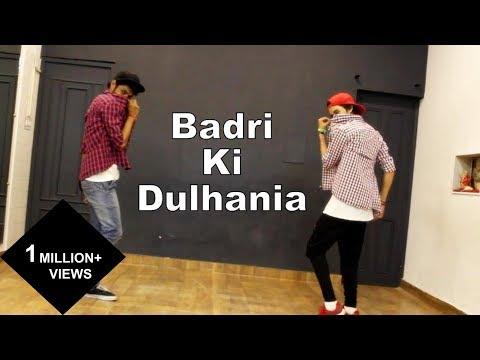 Badri Ki Dulhania   Bollywood Dance Choregraphy   Deepak Tulsyan ft. Aman Chauhan