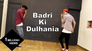 Badri Ki Dulhania | Bollywood Dance Choregraphy | Deepak Tulsyan ft. Aman Chauhan