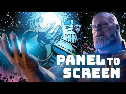 The Comic-Book Origins of Avengers: Infinity War