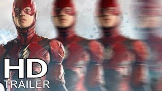 The Flash (2021) Trailer Ezra Miller Concept - Movie [HD]