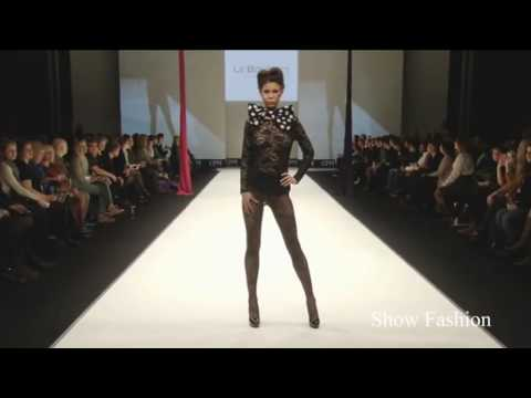 GRAND DEFILE LINGERIE Magazine Vintage Carrousel CPM Moscow 2016 Full Fashion Show