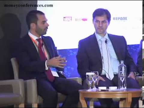 George Patsis at Digital Banking Money Conference