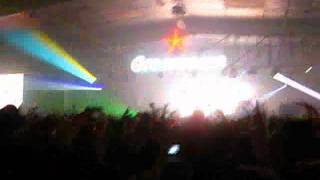 Cassius @ I Love Techno France 2011, Montpellier 17-12-11 part4
