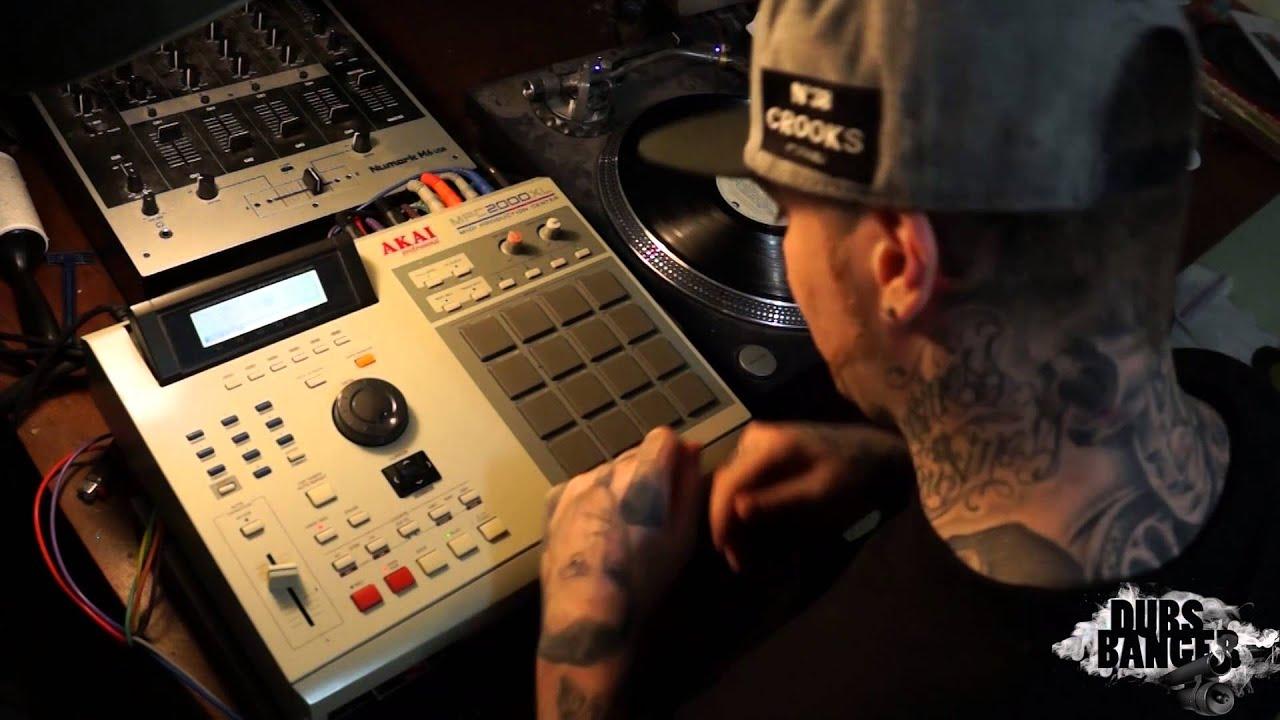 Dark Hip Hop Soul Piano Sample Chops MPC Beat Making Video - YouTube