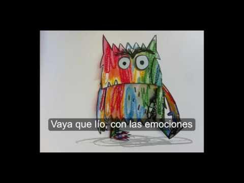 Divertimúsica - El Monstruo de los colores - Autor: Juan Muñoz
