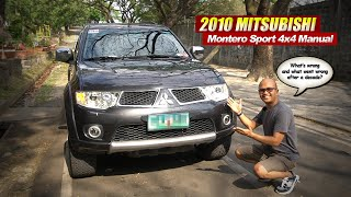 2010 Mitsubishi Montero Sport Owner\x27s Review - A Decade Of Ownership