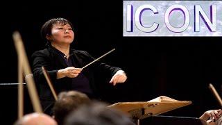 Icon— Xian Zhang, conductor 10/15/2016