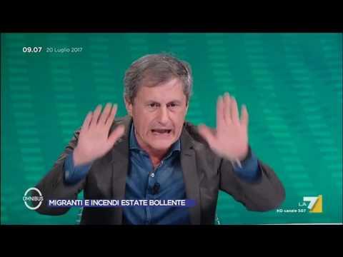 Gianni Alemanno a Renato Accorinti: spopoliamo l'Africa e portiamoli tutti qui da noi, Basta ...