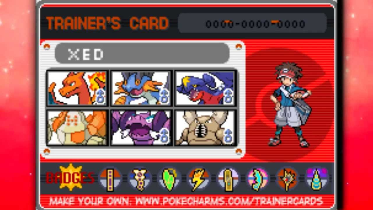 All pokemon trainers names