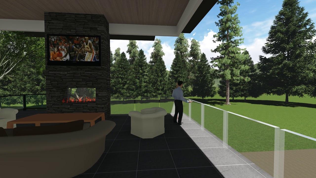 Portland Oregon Architect Summit Ridge Llc Street Of Dreams 2015