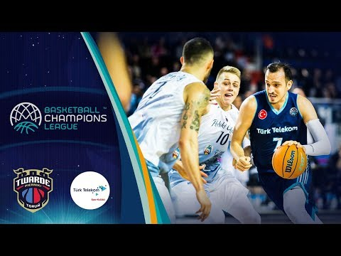 Polski Cukier Torun V Türk Telekom – Highlights – Basketball Champions League 2019-20