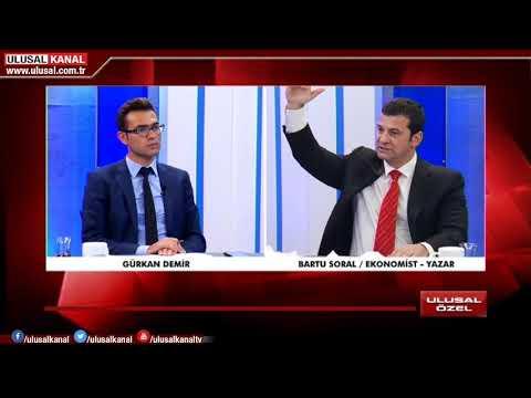 Ulusal Özel- 12 Ağustos 2018- Bartu Soral- Gürkan Demir- Ulusal Kanal