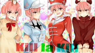 Repeat youtube video Kill La Kill OST - Nonon Jakuzure Theme