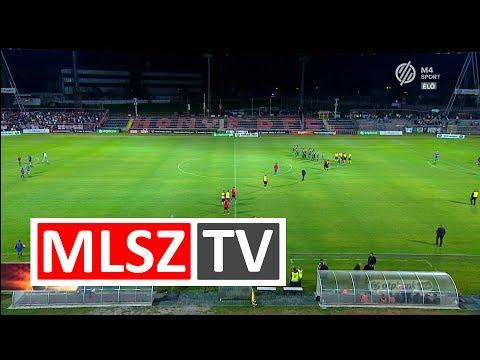 Budapest Honvéd - Swietelsky Haladás | 2-0 | OTP Bank Liga | 1. forduló | MLSZTV