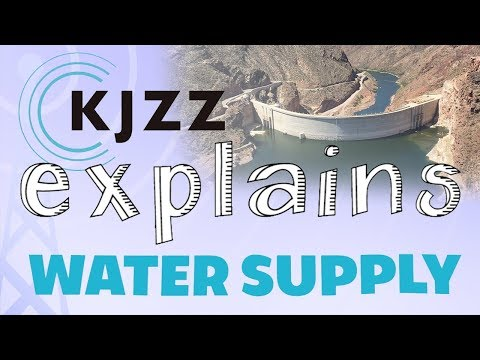 KJZZ Explains: Where Phoenix Water Comes From