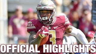 Derwin James Official Highlights | Florida State DB