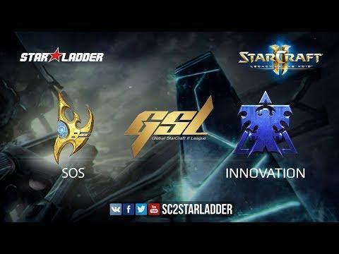 2017 GSL S3 Final: sOs (P) vs INnoVation (T)