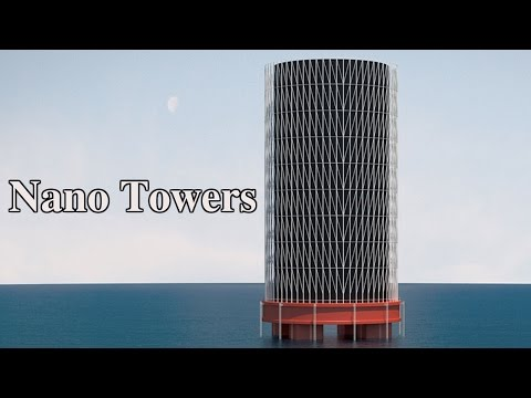 HyMeAir's Nano Towers might solve Energy crises and Climate Change