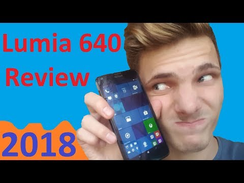 Microsoft Lumia 640 LTE Review (2018) - Specs and Personal Opinion