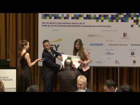 CFA Society Czech Republic: Forecasting Dinner 2017 - Part 6