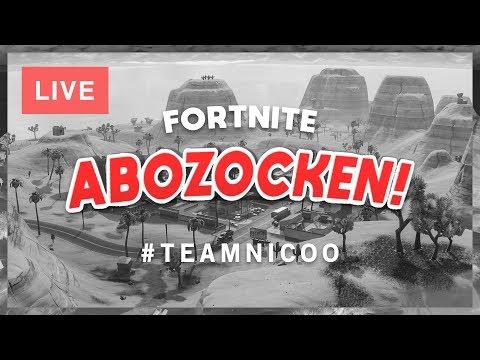 ABO ZOCKEN | LIVE STREAM FORTNITE DEUTSCH