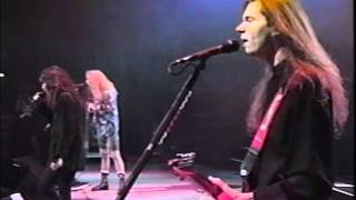 Bump Ahead tour, live in Tokyo, 1993 Misguided woman knows my name ...