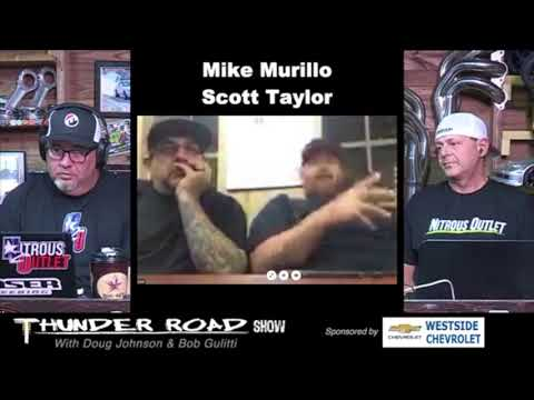 Doug and Bob Interview Mike Murillo and Scott Taylor