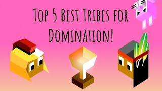 Top 5 Best Tribes for Domination! - The Battle of Polytopia