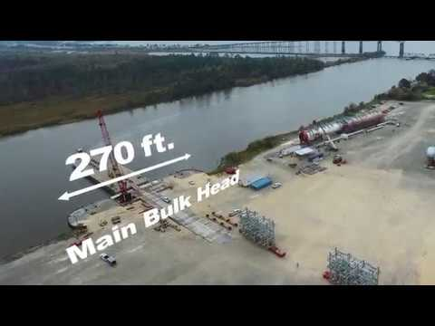 Milestone Tracker | Ethane Cracker & Derivatives Project | Construction Dock