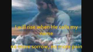 Chris Tomlin - I will Rise w/lyrics