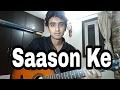 Saanson Ke Guitar Cover From Raees mp3