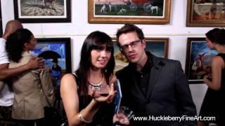 Michael Cheval Show @ Huckleberry Fine Art