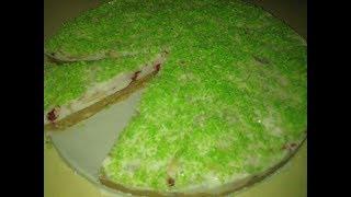 Торт без выпечки легко и просто