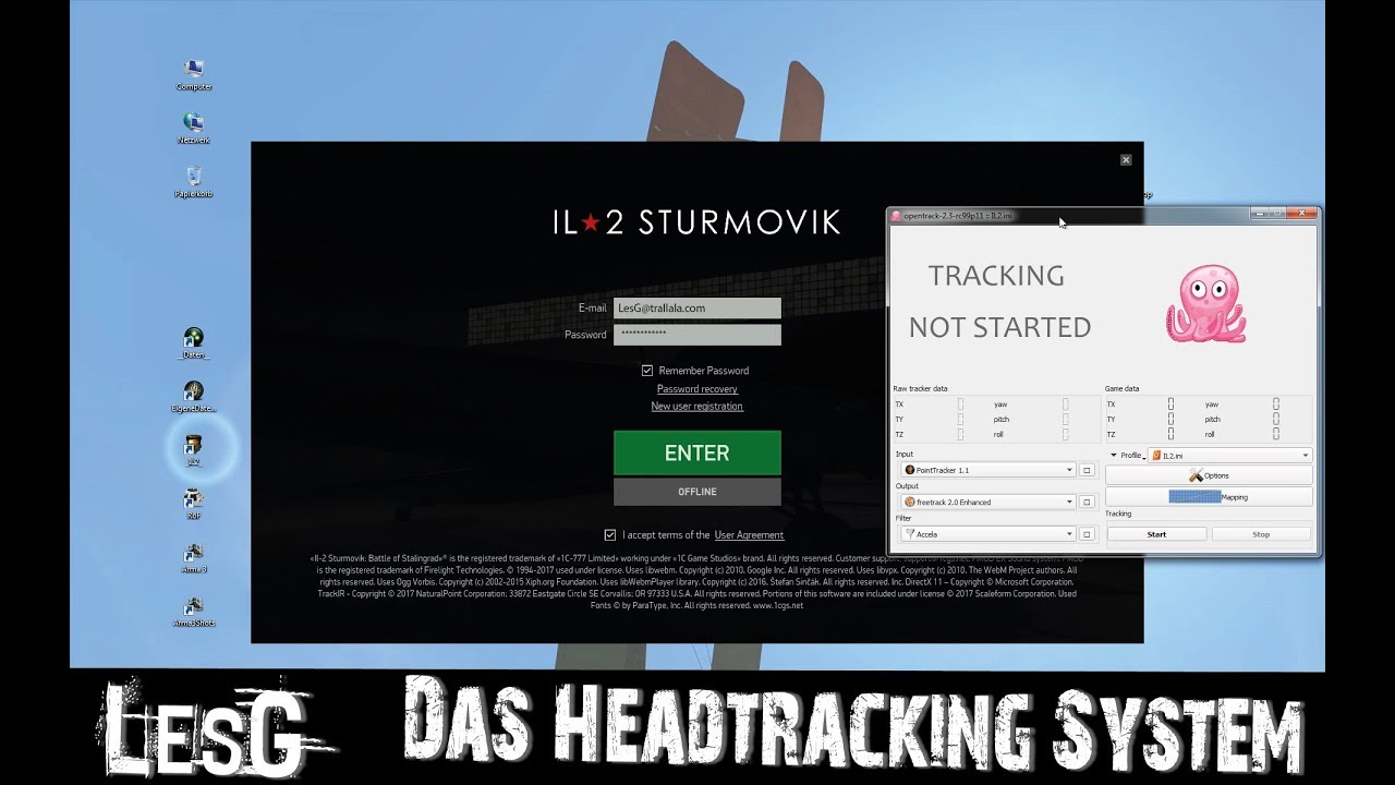 Setting up TrackHat Head Tracking in ARMA 3 - ARMA 3 - GENERAL