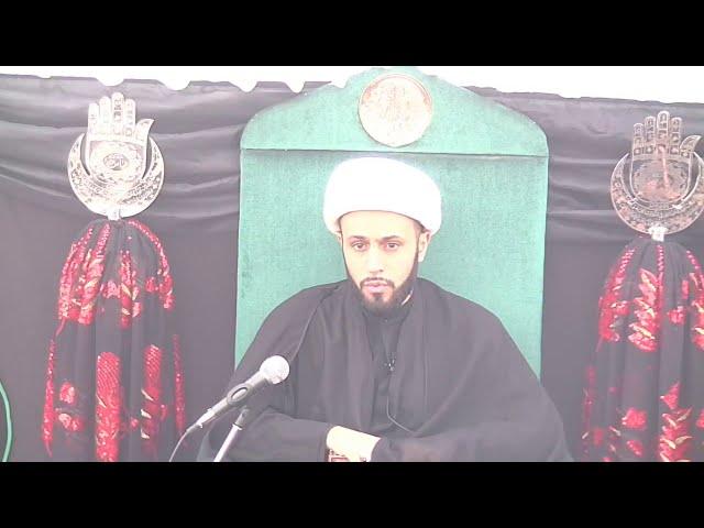 Eve 9th Muharram 1441 - Defining Iman and Kufr from a Qur'anic Lens | Sheikh Azhar Nasser (English)