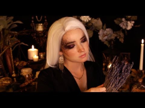 The Willow Witch Prepares for Your Journey (ASMR)