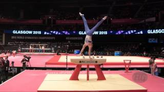 STRETOVICH Ivan (RUS) - 2015 Artistic Worlds - Qualifications Pommel Horse