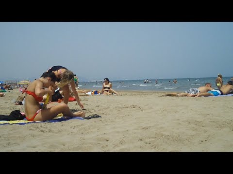 Valencia Beach from YouTube · Duration:  3 minutes 11 seconds