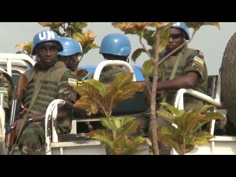 The Heat: Peacekeeping Missions In Africa Face Challenges Pt 1