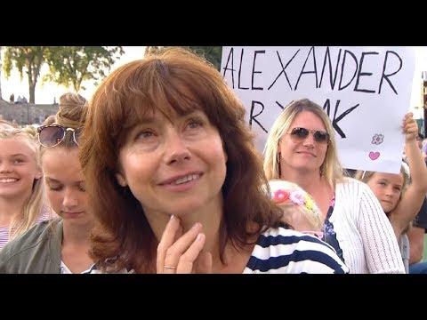 Alexander Rybak  Mom Allsang på Grensen 2018