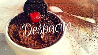 How to make Despacito chocolate cake