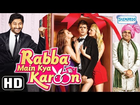 Rabba Main Kya Karoon 2013 HD Latest Hindi Movie  Arshad Warsi  Akash Sagar Chopra