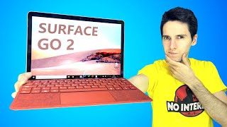 Por 399 dólares ESTO es SURREALISTA!!!! Surface GO 2, Review en español y Unboxing